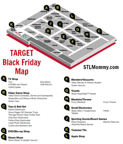 target black friday map stl mommy