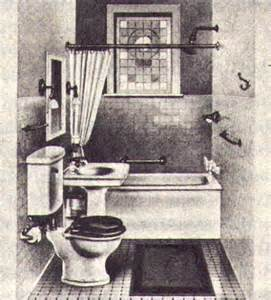 History Of Bathrooms by The History Of The Bathroom Part 3 Putting Plumbing