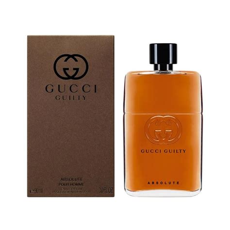 Harga Gucci Guilty jual gucci guilty absolute for edp parfum pria 90 ml