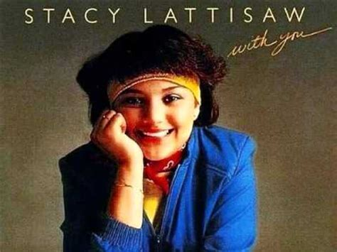 with you stacy lattisaw youtube