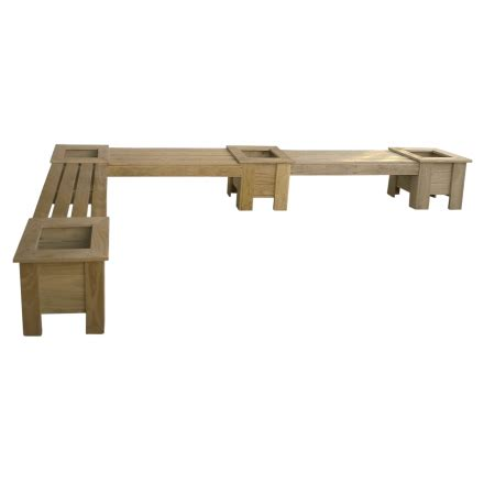 l shaped outdoor furniture nz l shape extended corner planter boxes seat combo