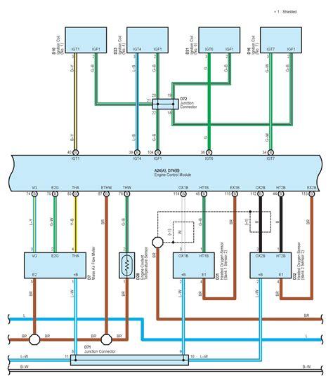 2000 toyota tundra 4 7 throttle wiring diagrams