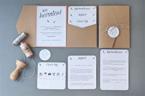 Einladung Hochzeit Einsteckkarte by Unsere Hochzeitseinladungen Serendipity