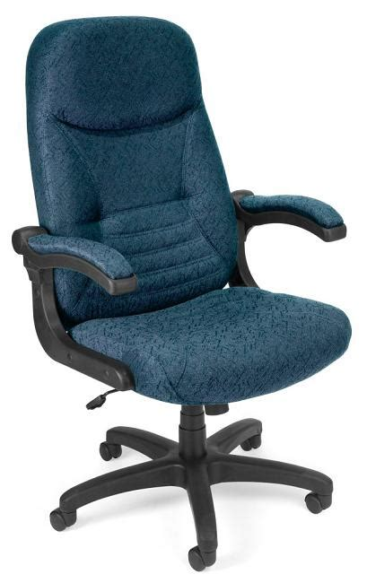 fabric high back office chair