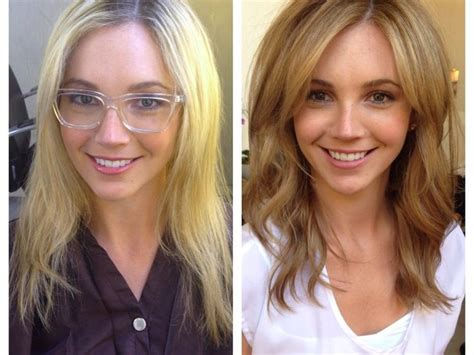 blondes after 50 before and after 50 shades of blonde beauty
