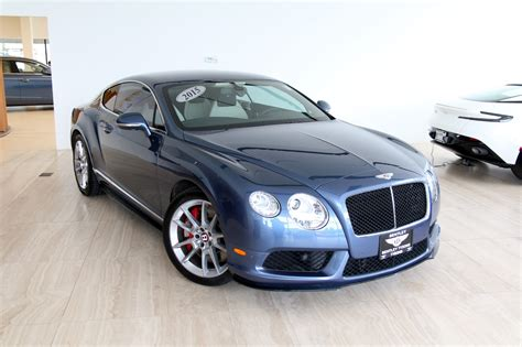 2015 bentley continental gt for sale 2015 bentley continental gt v8 s gt v8 s stock p043714