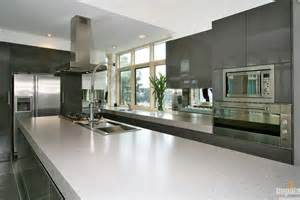 Contemporary Island Kitchen by Contemporary Island Kitchen 4