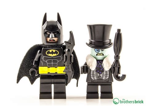Lego Batman The Penguin lego batman 70911 the penguin arctic roller review the brothers brick the brothers brick