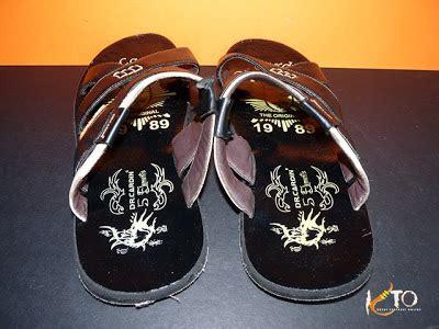 kasut terpakai dr cardin s sandal
