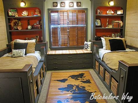 diy pirate room decor images