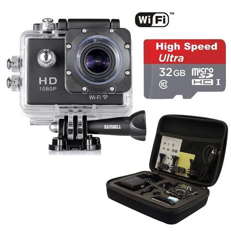 Bnib Kincam Pro 1 1080p Hd 12 Mp Like Xiaomi Yi spec of sport hausbell 32g pro 1 wifi 12mp hd 1080p sports dv shockproof