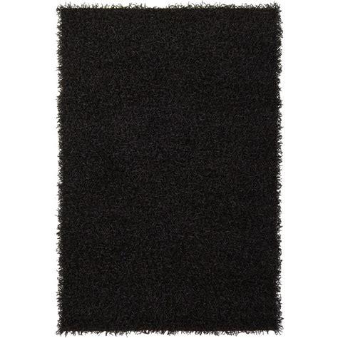 chandra zara black 4 ft x 6 ft indoor area rug zar14503