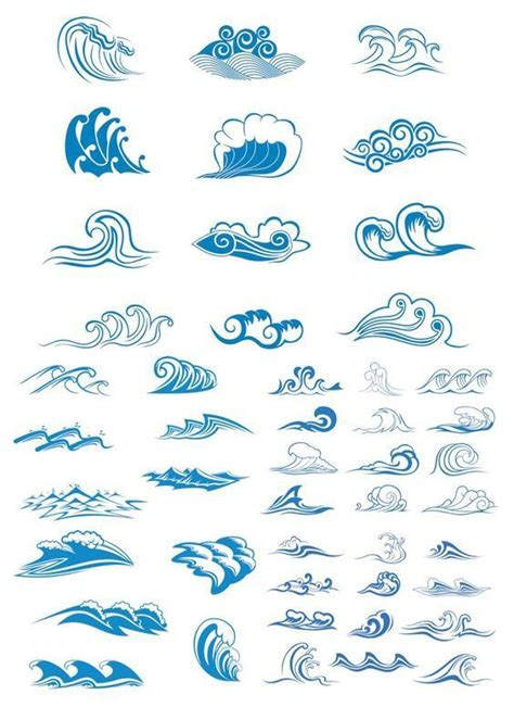 small water tattoos image result for small wave my sleeve tattoos