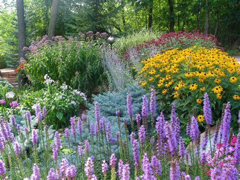 Perennial Flower Gardens Hgtv Perennial Garden Ideas Home Decoration Tips