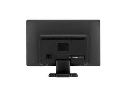 Monitor Lcd Hp W2072a hp w2072a 20 inch diagonal led backlit lcd monitor