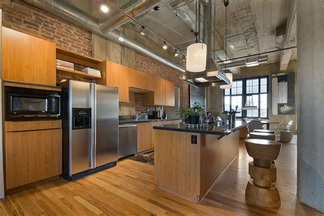 flour mill lofts stylish flour mill loft in denver idesignarch interior