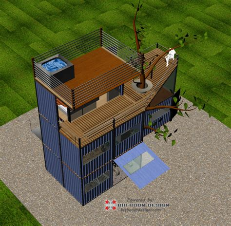 Underground Shelter Designs shipping container home designs and plans