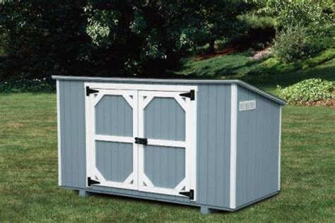 Low Shed by Trash Can Storage Sheds House Garbage Cans And Bins