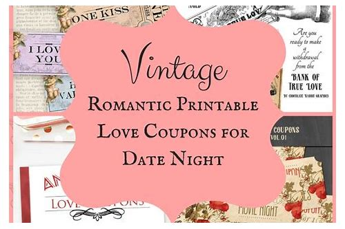 date coupons printable