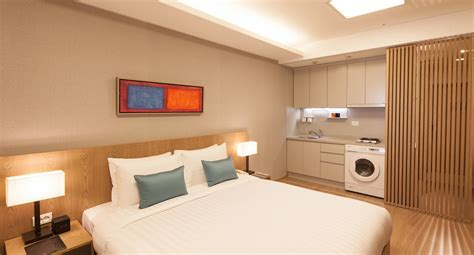 Studio Serviced Apartments   Fraser Place Central Seoul