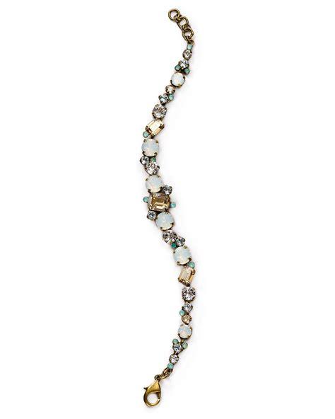 sorrelli river bracelet in multicolor riverstone lyst