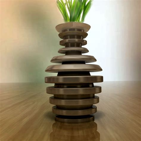 amazing vase  print model cgtrader
