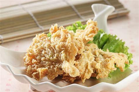 resep jamur crispy  tahan  kriuknya resep jamur