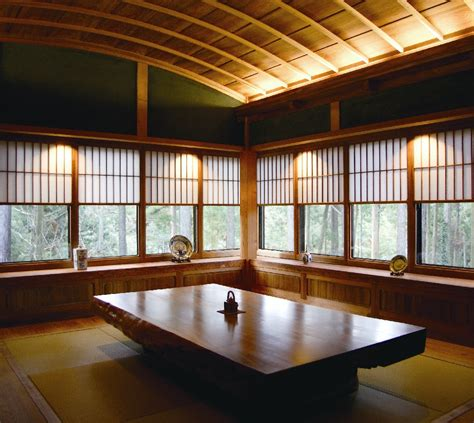 traditional japanese house by jks
