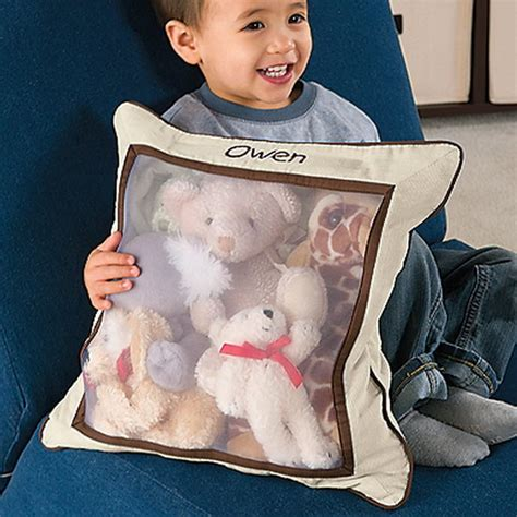 storing pillows 25 clever creative ways to organize kids stuffed toys