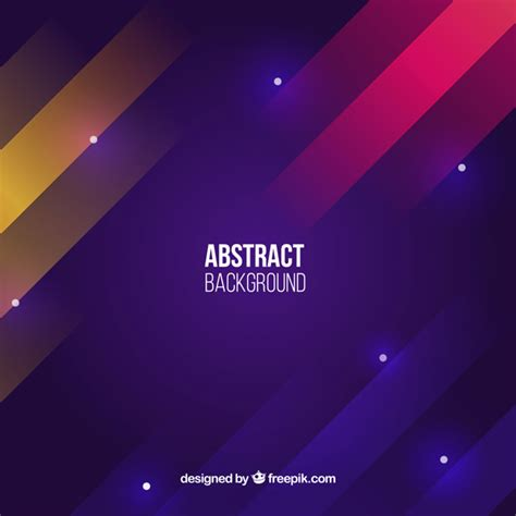abstract images colorful background with abstract style vector free