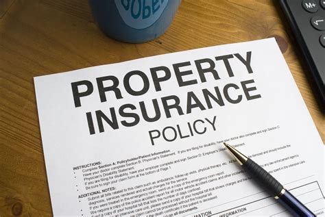 The Policy the commercial property policy
