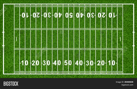 american football field template bing images