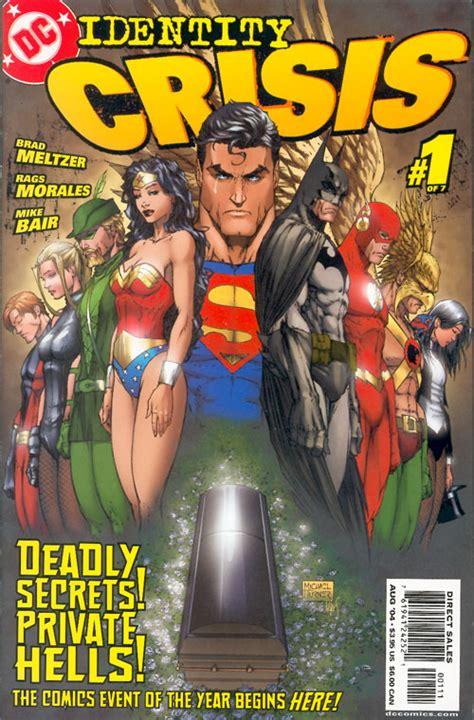 Comic Brad Meltzer Identity Crisis brad meltzer identity crisis 1 comic book free