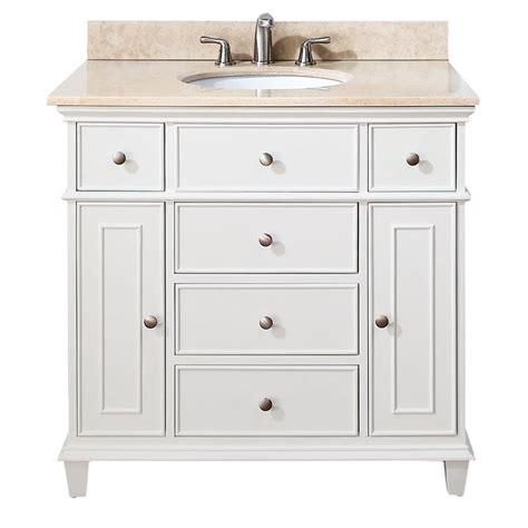 36 Modern Bathroom Vanity by Avanity 36 Quot Vanity White Free Shipping