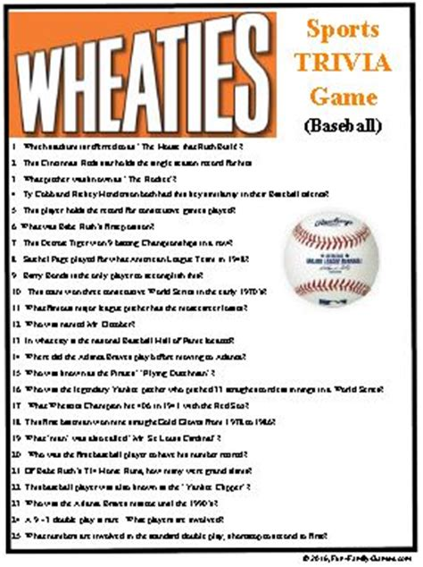 printable sports quiz fun family games has many fun printable games for your