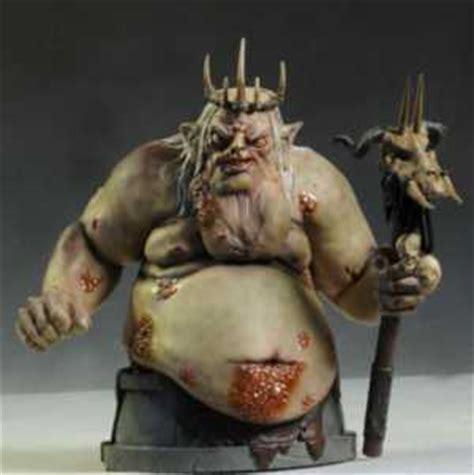 review     hobbit goblin king mini bust