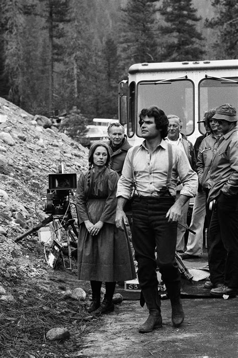 Behind the scenes of TV classic 'Little House on the Prairie'