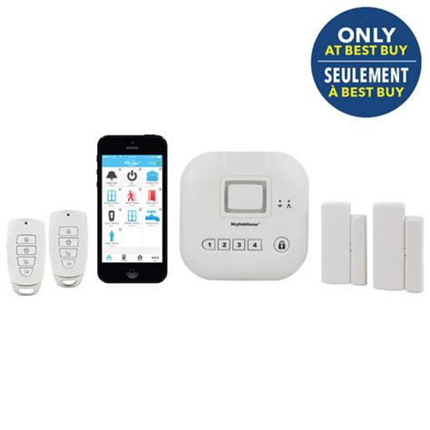 skylinknet security solutions home alarm system with