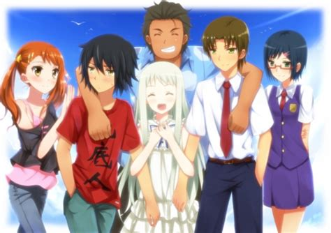 anohana anime forever wallpapers and images desktop