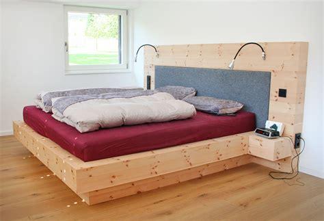 bett zirbenholz betten aus zirbenholz das beste aus wohndesign und m 246 bel