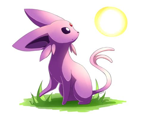 espeon the sun by parastatic espeon s morning sun by togechu on deviantart