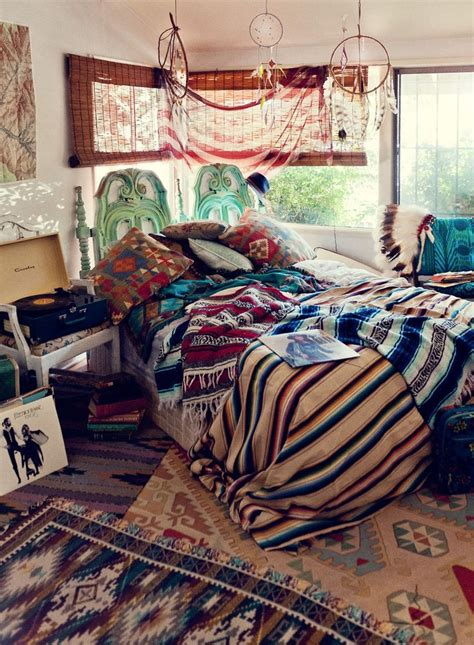 31 Bohemian Style Bedroom Interior Design Bohemian Style Bedroom Decor