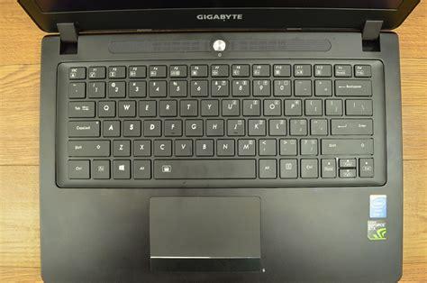 Keyboard Laptop Gigabyte Gigabyte P34wv3 Review Notebookreview