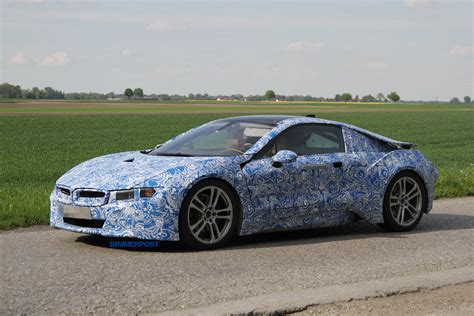 bmw countryside bmw i8 mule heads to german countryside to thaw and develop