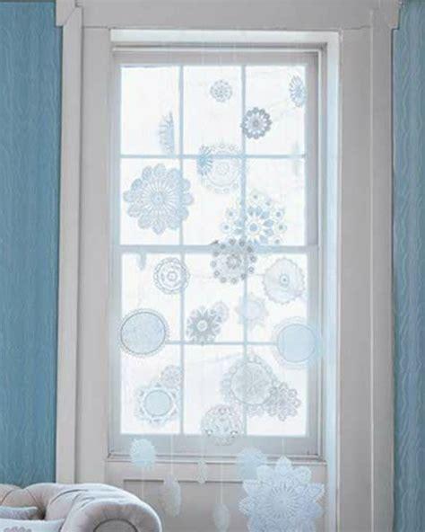 Weihnachtsdeko Fenster Spray by 27 Interessante Vorschl 228 Ge F 252 R Fensterdeko