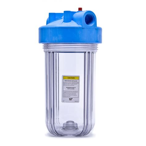 water filter housing pentek big clear lx 10 whole house water filter 10 in housing