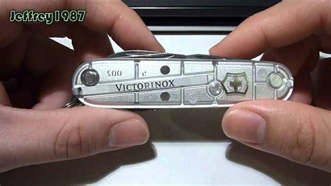 victorinox huntsman silvertech unboxing victorinox swiss army knive spartan