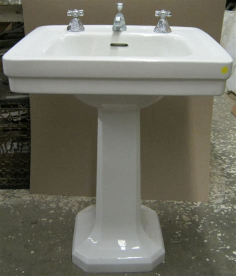 Vintage Porcelain Sinks by Antique China Bathroom Pedestal Porcelain Sink American