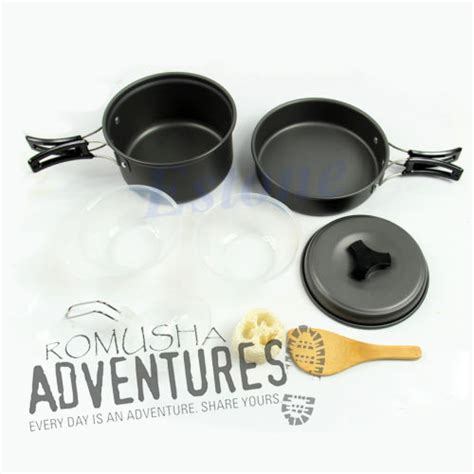 Panci Masak Cooking Set Nesting Ds 200 T3009 1 jual ds 200 nesting cooking isi 2 set alat masak mini