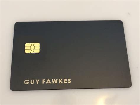 metal card order now metal credit card